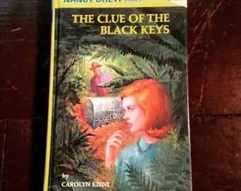 "Nancy Drew Mystery Stories Vol. 28 - ""The Clue of the Black Keys"""