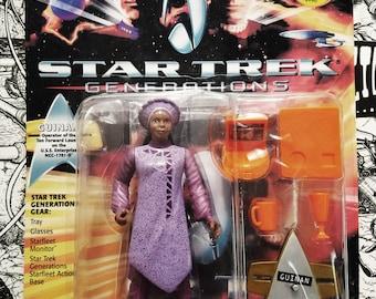 Vintage Star Trek Generations Figurine - Guinan