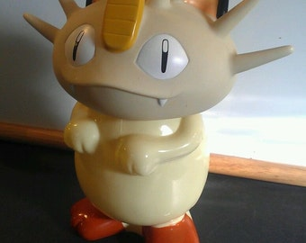 Nintendo Pokemon Meowth 20oz. Figure Cup