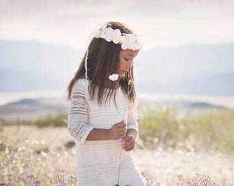 Weddings , Accessories , Hair Accessories ,Wreaths & Tiaras, Wreaths , Flower crown,  Bridal halo, rustic garden wedding, color choices.