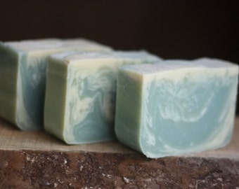 Honey and Vanilla All Natural Handmade Soap,  Homemade Soap