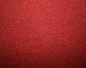 "Fat Eighth - Wool Fabric - Make Me a Strawberry Wool - 100% Wool - 16"" x 12"""