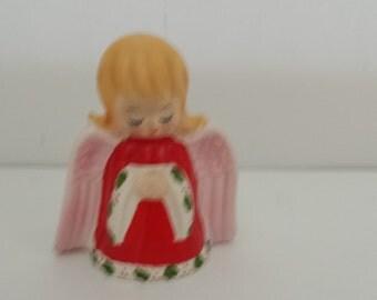 Lefton Christmas Napkin Holder