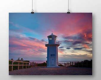 Cape Liptrap wall art home decor fine art print