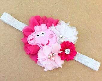 Peppa Pig headband
