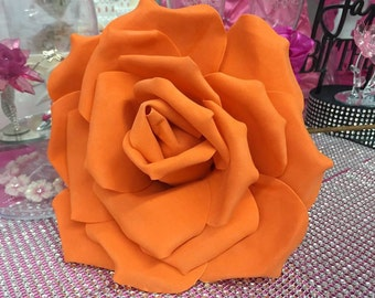 Craft Foam Flower Weddings Sweet 16 All Purpose Decoration You Choose Color