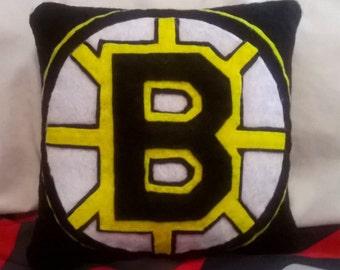 Sports Mini Pillow (Hockey)