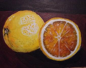 Orange 4x6