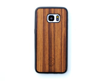 TIMBER Samsung Galaxy S7 Edge Wood Case