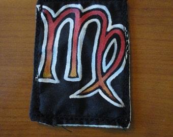 Virgo Symbol Patch