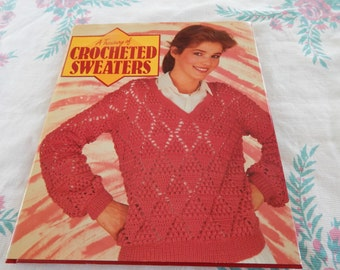A Treasury of Crocheted Sweaters by  Sedgewood Press