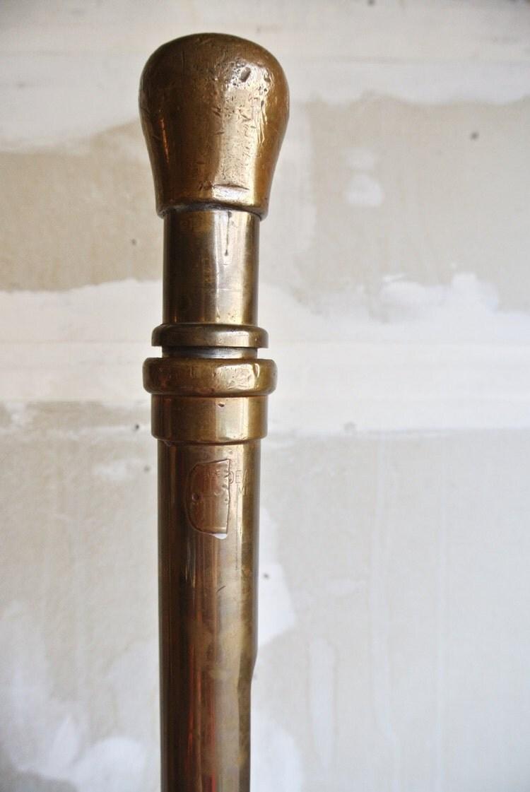Vintage Brass Grain Probe Dean Gamet Mfg Co By Porkandbeanz