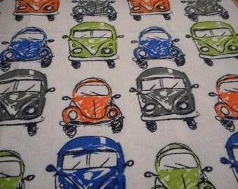 VW Bug Pillowcase