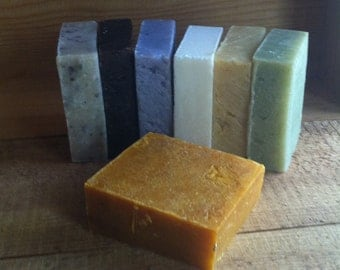 Cold Process Soap- You choose the scent- VEGAN Natural -Organic Cold Process