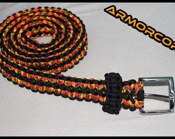 Paracord Belt - Firebolt