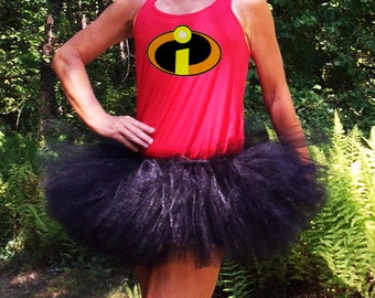 Incredibles Costume - Girl's sizes and Women's sizes