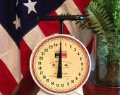 Vintage Kitchen Postal Scale