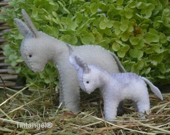 Two Donkeys Hannah & Clair - DIY kit