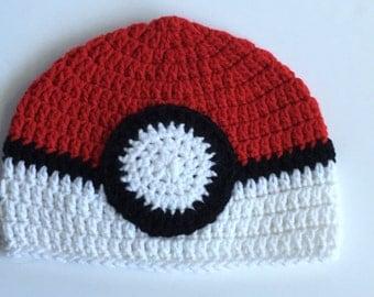 Crochet Handmade Ball Hat Beanie  Baby Children Kids Adult Teen Boy Girl Men Women