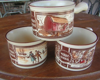 Watkin's Almanac Bowls