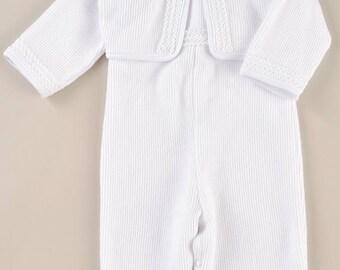 Lucas Christening Outfit, Baptism Outfitt, Christening Outfit, LDS Blessing Outfit for Baby Boys