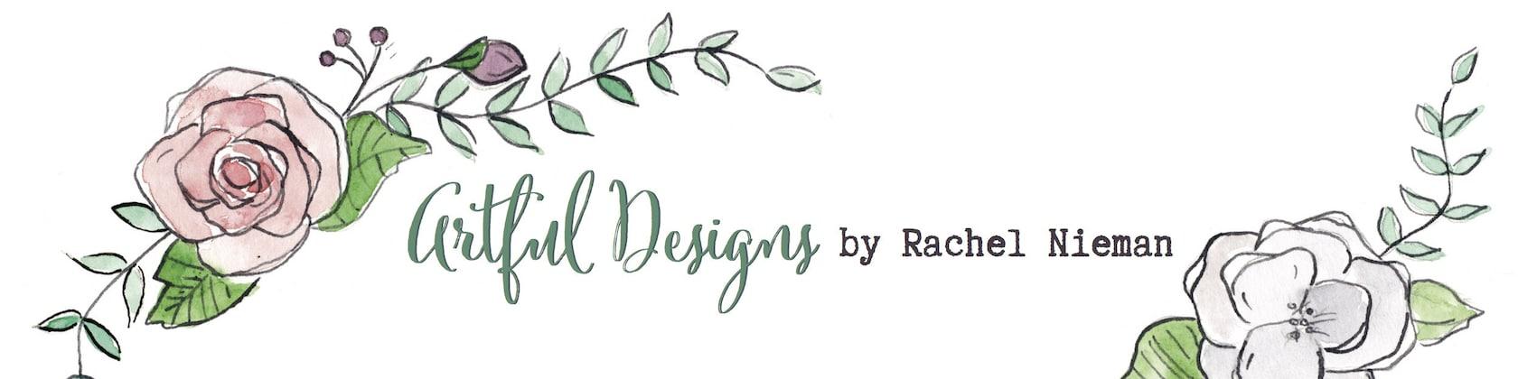Stationery artwork design calligraphy jewelry by artbynieman