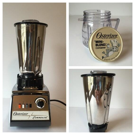 Vintage Osterizer Blender Commercial Blender By