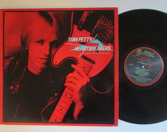 Vinyl Record Tom Petty And The Heartbreakers Long After Dark Vintage LP