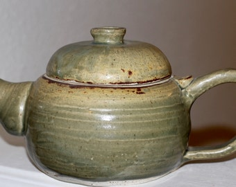 Rustic - Short and Stout  2+ Cup Teapot