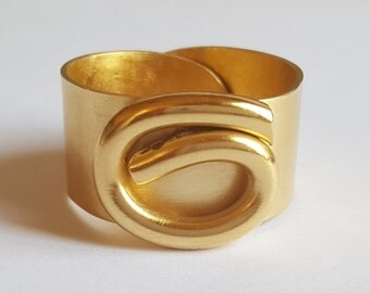 golden man woman ring
