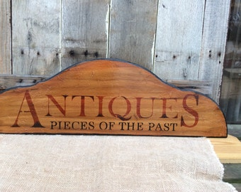 Antiques ,pieces of the past