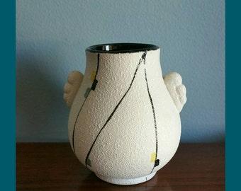 Mondrian color block etsy for Mondrian vase