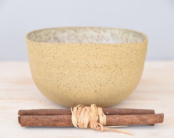 Ceramic bowl, handmade pottery, pottery bowl, holiday gifts, wedding gift, rustic pottery,  made for order