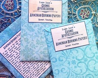 Armenian Incense Papers - Veritas