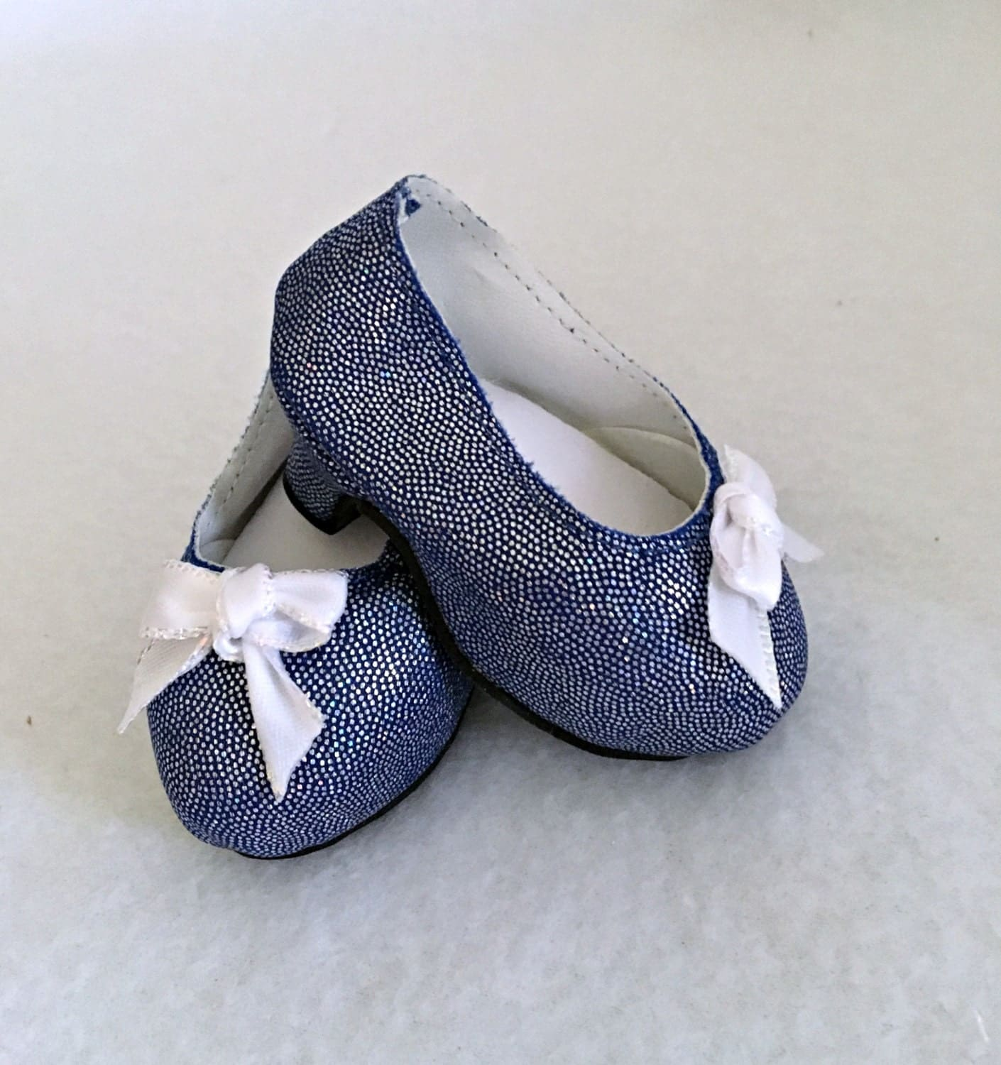 doll high heels 18 inch doll shoes doll shoes blue doll