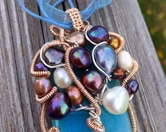Celestial Pearls Tree Of Life