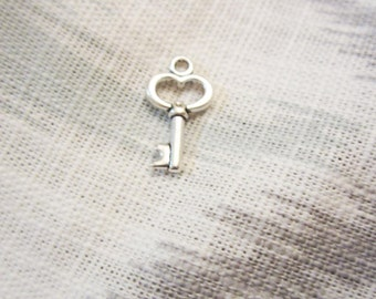 Key Charm Add On - Necklace, Bracelet, or Keychain Charm