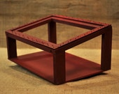 Pine Rug Hooking lap frame- Deanne Fitzpatrick Studio