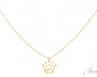 CROWN necklace by Issi