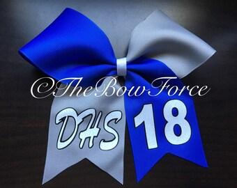 DHS Softball Bow #291373807