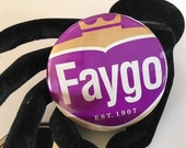 """3""""  pocket mirror made with a recycled Faygo container"""