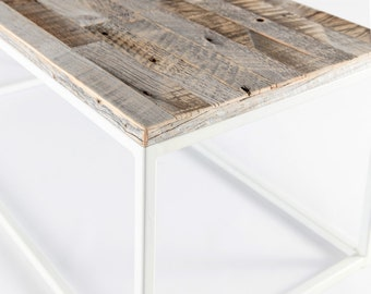 Parker Coffee Table - Reclaimed Wood
