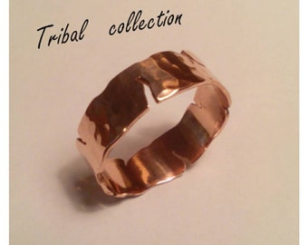Copper fracture ring