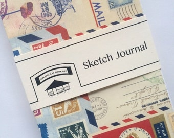 Airmail Sketch Journal