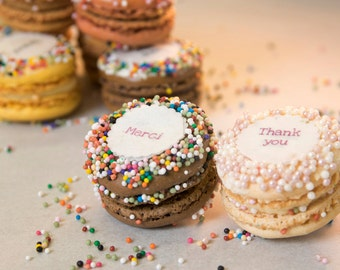 Thank you French Macarons