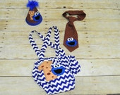 cookie monster birthday outfit, cookie monster cake smash, 1st 2nd 3rd birthday, Boys cake smash outfit,diaper cover and suspenders