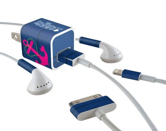 Apple iPhone Charger Skin Kit - Drop Anchor