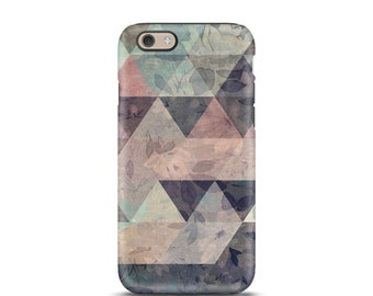 iPhone 6 case, iPhone 7 Plus case, iPhone 5s case, iPhone 5 case, iPhone 7 case, iPhone 7 plus case, tough iphone case, phone case - Floral