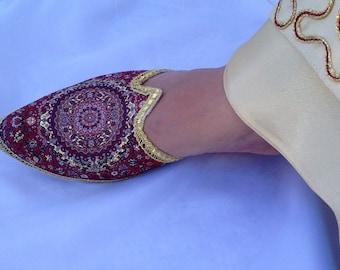 Ethnic footwear turkish-ottoman slipper turkish-palace sandals,ottoman sandals