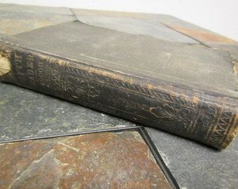 Antique 1858 Osgood's  PROGRESSIVE FIFTH READER. by Lucius Osgood  printed 1858
